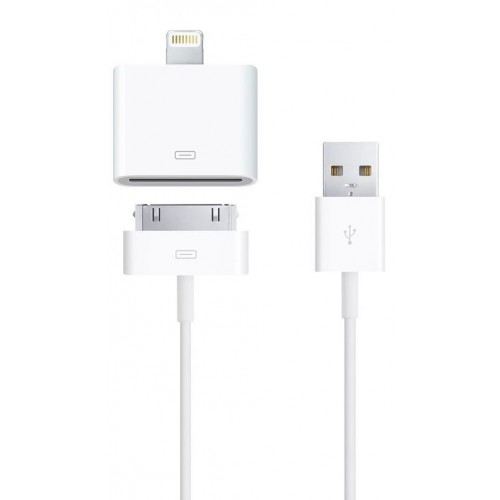iphone lightning to 30 pin adapter