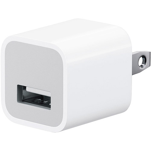 Power Adapter Apple Usb Plug Adapters On Royal Caribbean Ps4 Wheel Adapter Adapter Esata Hdmi: Apple 5W USB Power Adapter (MD810LL/A