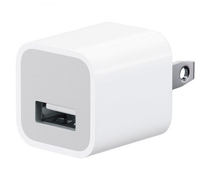 Apple 5W USB Power Adapter (MD810LL/A)