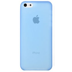 Ultra Thin Hard Case For iPhone 5/5S - Matt Blue