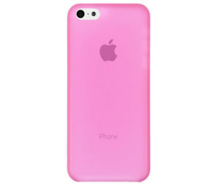 Ultra Thin Hard Case For iPhone 5/5S - Matt Pink