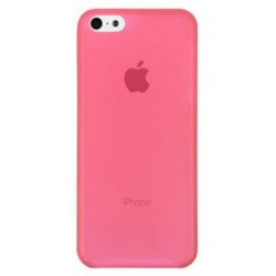 Ultra Thin Hard Case For iPhone 5/5S - Matt Red