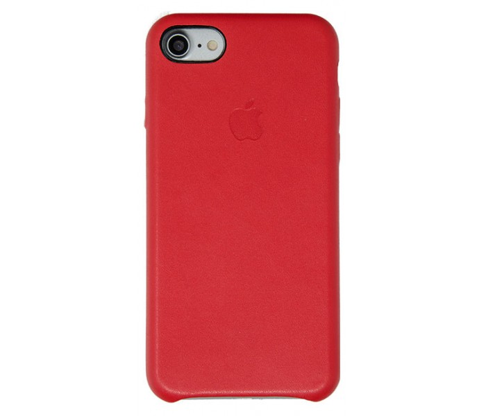 iPhone 7 / 8 Leather Case (Red)