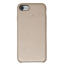 iPhone 7 / 8 Leather Case (Gold)
