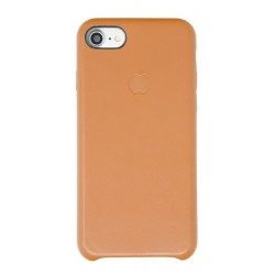 iPhone 7 / 8 Leather Case (Light Brown)