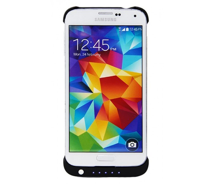 POWER BANK Battery Case for Samsung Galaxy S5