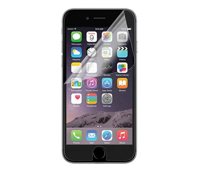 Screen Guard Anti-Glare Protective Filmset for iPhone 6