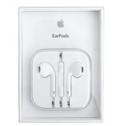 Apple EarPods Earbud Earphones with Mic (MD827ZM/B)