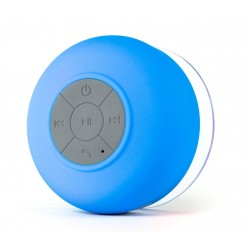 Waterproof Wireless Bluetooth Speaker -  Blue