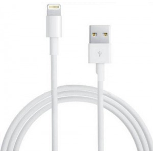 Apple Lightning to USB Cable (MQUE2AM/A)