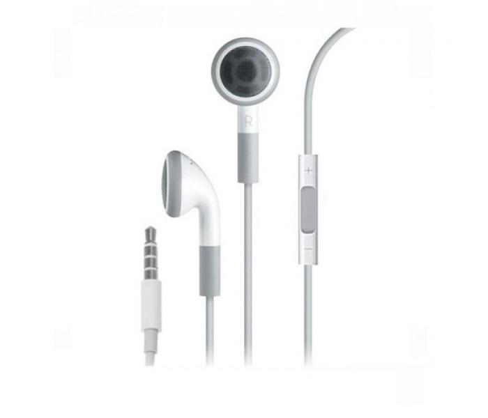 iPhone 3 & 4 Earphone with Mic. & Volume Control (Original)