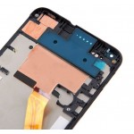 HTC Desire 816 LCD Screen Digitizer + Front Housing Frame (Black)