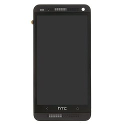 HTC One M7 LCD Screen Digitizer Replacement with Frame (Black)