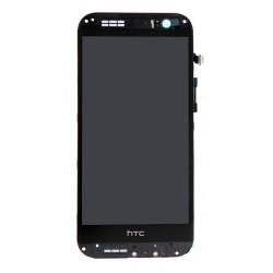 HTC One M8 LCD Screen Digitizer Replacement with Frame (Gold)