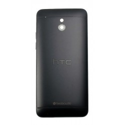 HTC One Mini Back Cover Replacement - Black