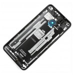 HTC One Mini Battery Back Cover Replacement - Black