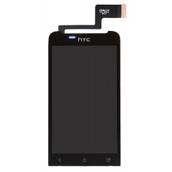 HTC One V LCD Screen Digitizer (Black, Original)