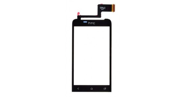 HTC One V Touch Screen Digitizer Black Original on lg mega phone