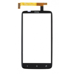 HTC One X  Touch Screen Glass Digitizer (Black, Original)