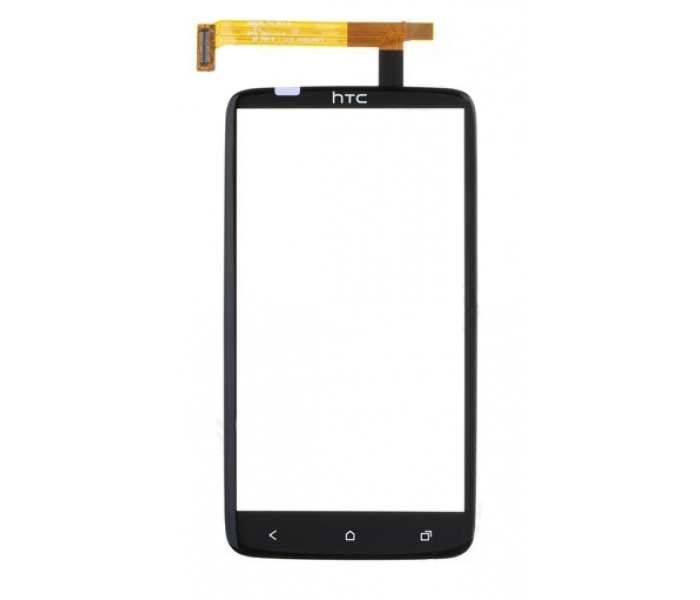 HTC One X Touch Screen Digitizer - Black, Original