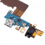 LG Optimus G Flex Charging Port and Headphone Jack Flex Cable