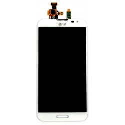 LG Optimus G Pro LCD Digitizer Touch Screen  - White, Original