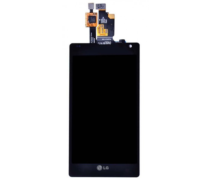 LG Optimus G LCD Digitizer Touch Screen  - Black, Original