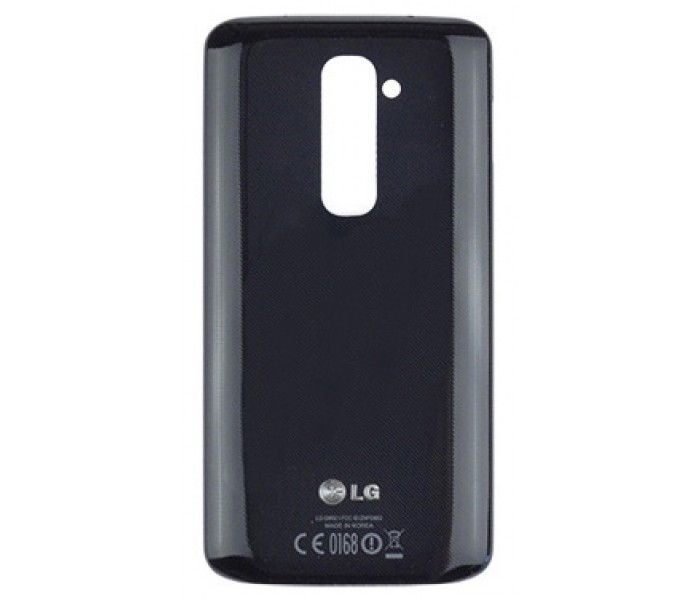 LG G2 Battery Back Cover Replacement - Black