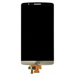 LG G3 LCD Screen Touch Digitizer (Gold, Original)