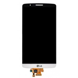 LG G3 LCD Screen Touch Digitizer (White, Original)