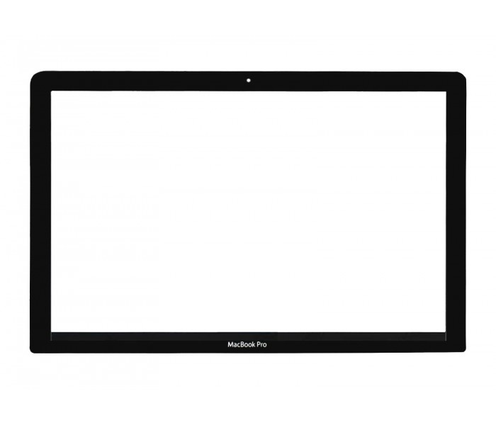 "MacBook Pro 13"" A1278 Front Screen Glass Replacement (Black)"