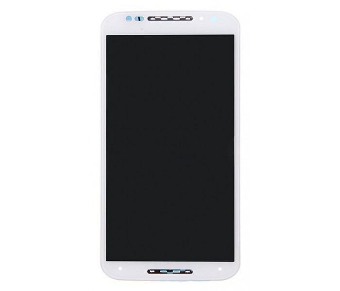 Motorola Moto X 2nd Gen LCD Screen Digitizer with Frame (White)