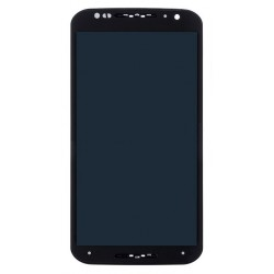 Motorola Moto X2 LCD Screen & Touch Digitizer Assembly + Frame (Black)