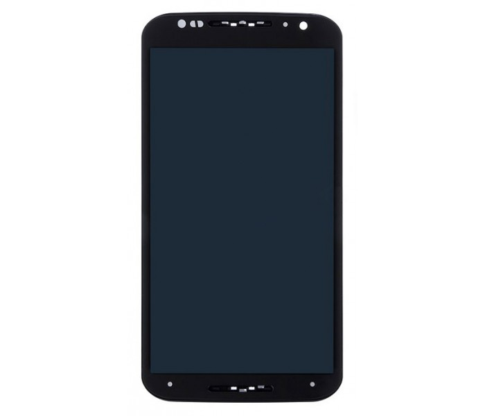 Motorola Moto X (2nd Gen) LCD Digitizer Screen Assembly + Frame (Black)