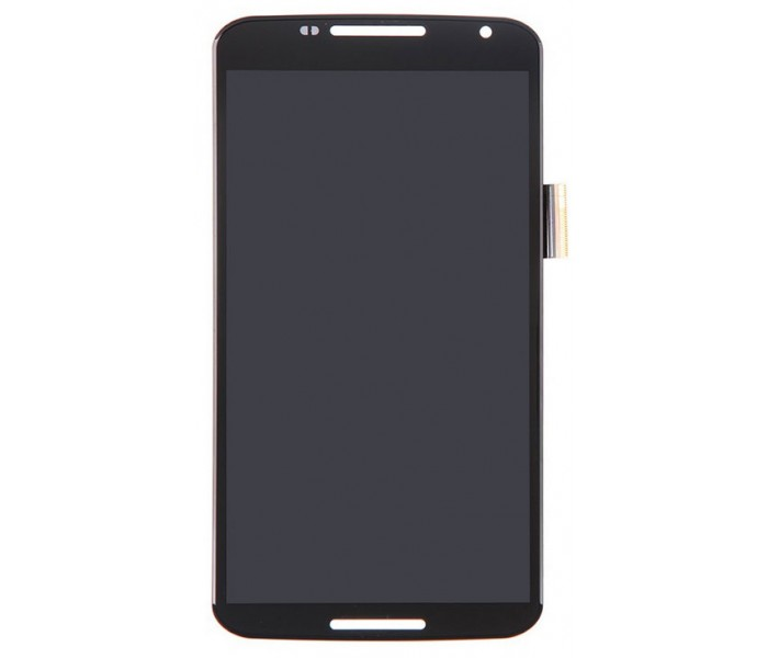 Motorola Google Nexus 6 LCD Screen Display & Digitizer with Frame