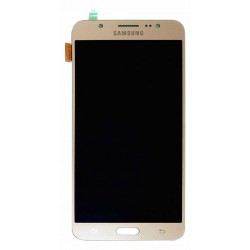 Samsung Galaxy J7 LCD Screen & Digitizer - Gold (J700/J710)