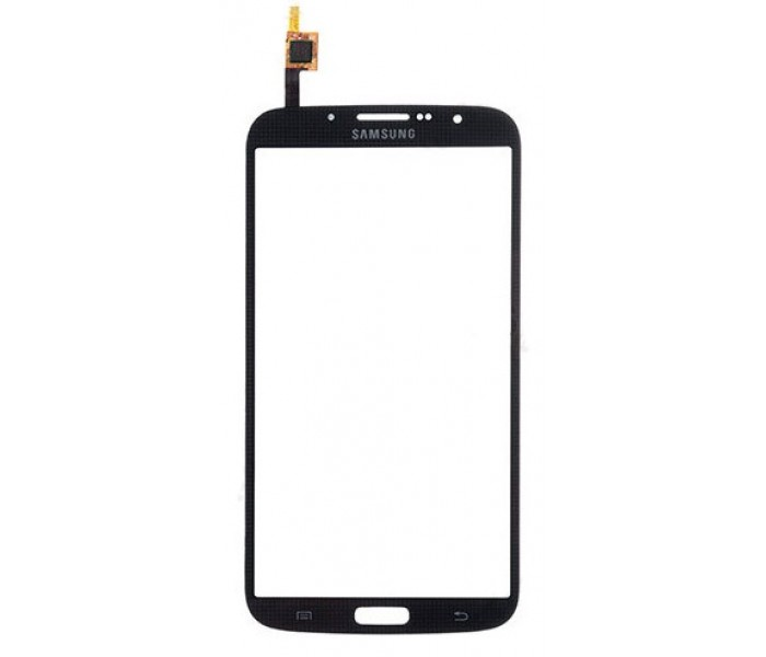 Galaxy Mega 6.3 Front Screen Glass Lens Replacement (Black)