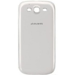 Samsung Galaxy S3 Back Cover Replacement (White)