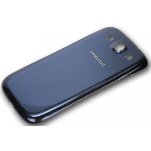 Samsung Galaxy S3 Back Cover Replacement (Blue)