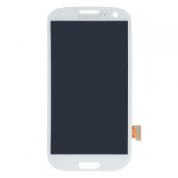 Samsung Galaxy S3 LCD Digitizer Touch Screen - White, Original