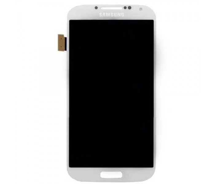 Samsung Galaxy S4 LCD Digitizer Touch Screen - White, Original
