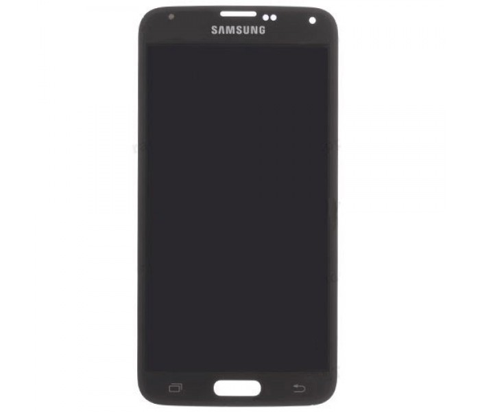 Samsung Galaxy S5 LCD Digitizer Touch Screen - Black, Original
