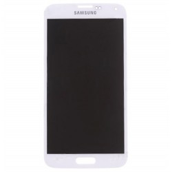 Samsung Galaxy S5 LCD Screen & Touch Digitizer Assembly - White