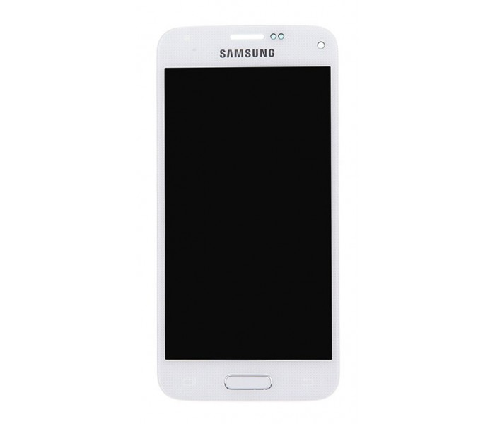 Samsung Galaxy S5 Mini LCD Digitizer Touch Screen (White)