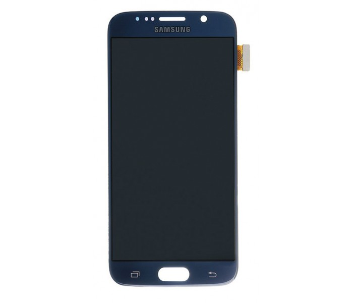 Samsung Galaxy S6 LCD Digitizer Touch Screen - Black, Original