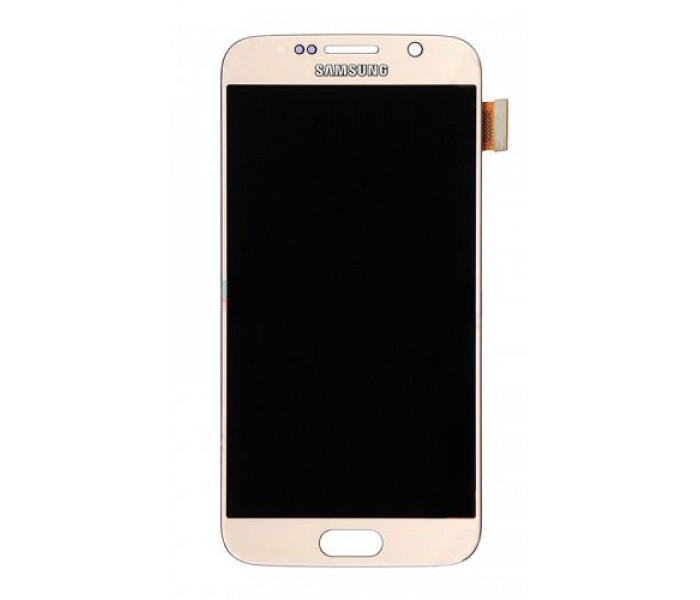Samsung Galaxy S6 LCD Screen & Digitizer Replacement - Gold