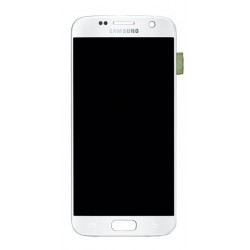 Samsung Galaxy S7 LCD Screen & Digitizer (White)