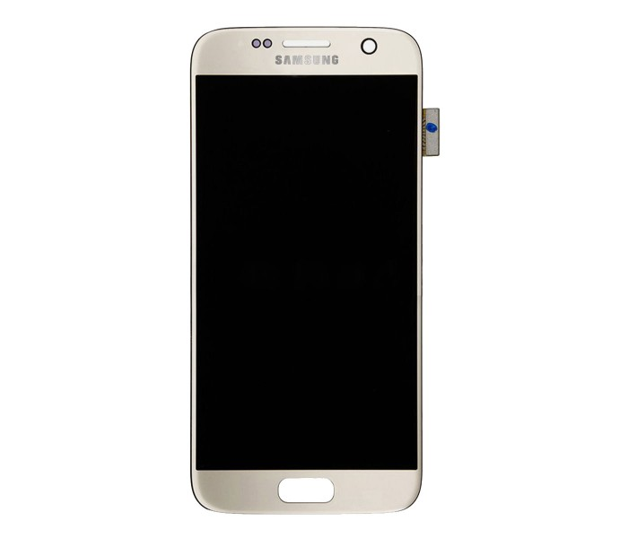 Samsung Galaxy S7 LCD Screen & Digitizer Replacement (Gold)