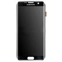 Samsung Galaxy S7 Edge LCD Screen & Digitizer (Black, Original)