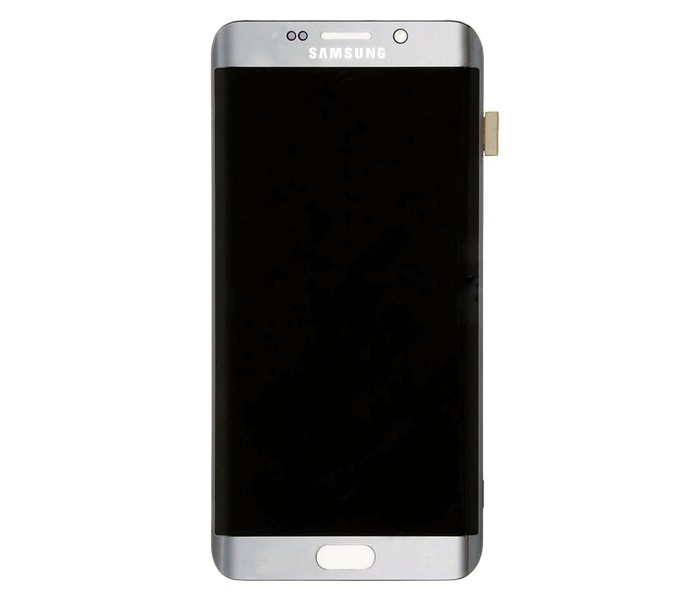 Samsung Galaxy S7 Edge LCD Digitizer Touch Screen - Silver, Original